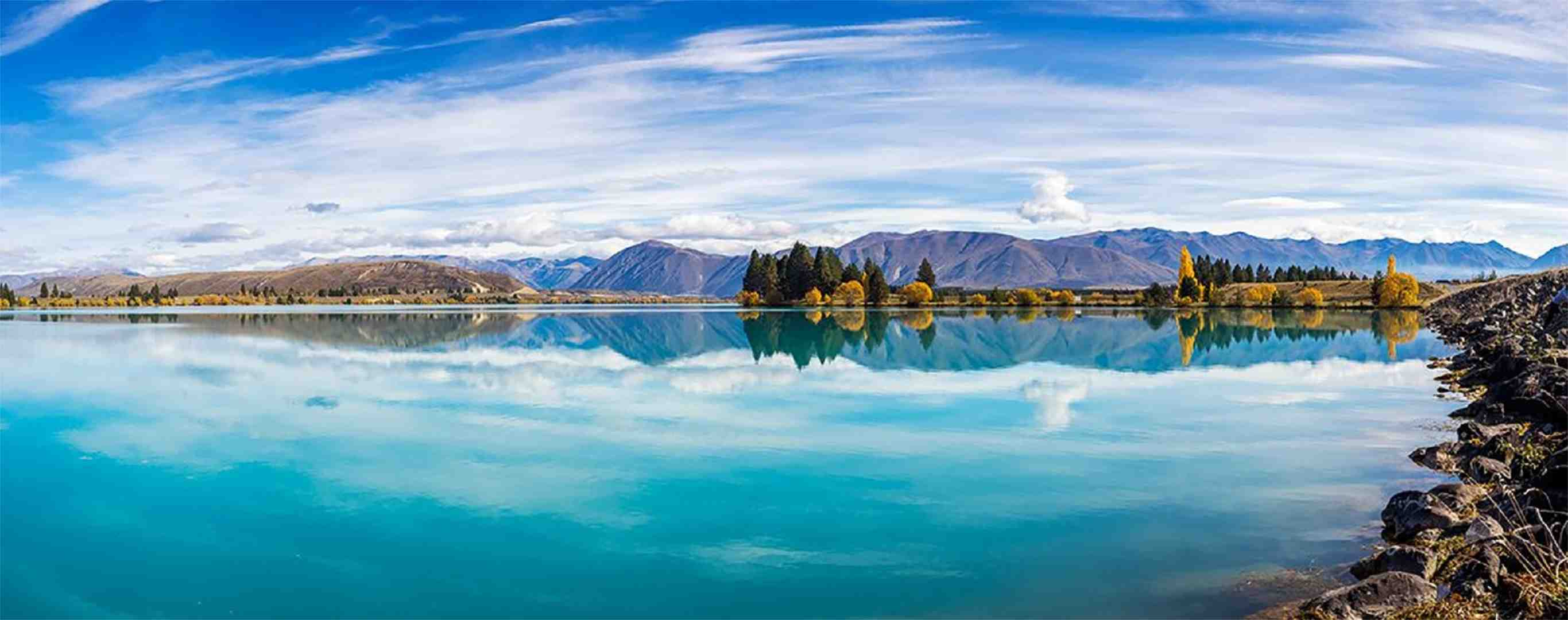 Holidays in the Mackenzie Country